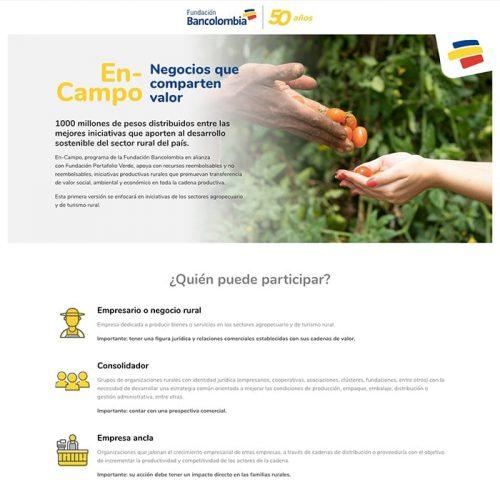 En-Campo Bancolombia