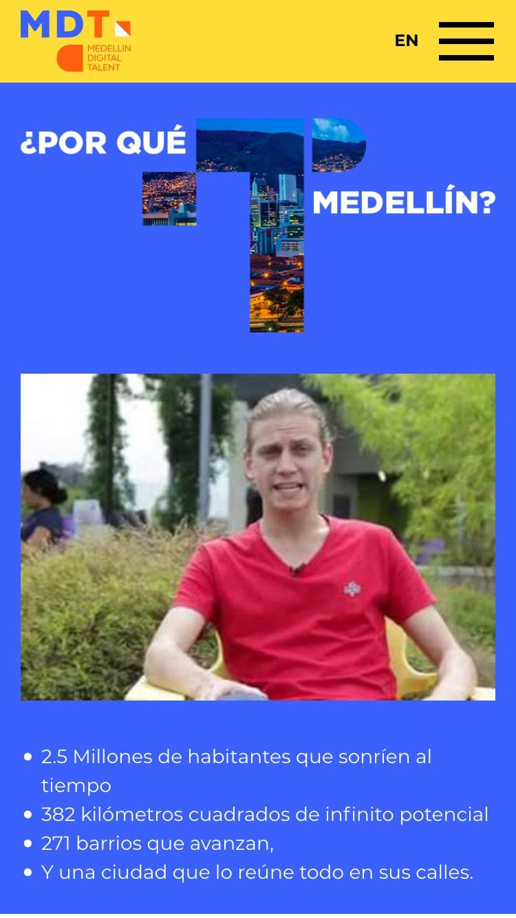 Medellín Digital Talent