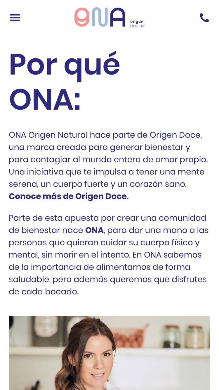 Ona Origen